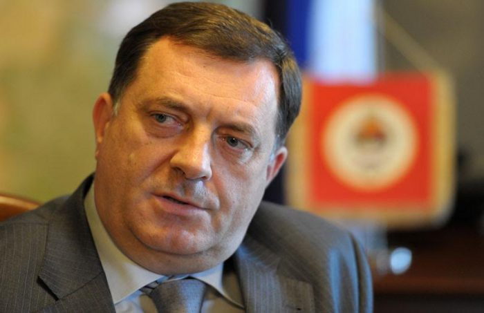Dodik accuses opposition for corruption