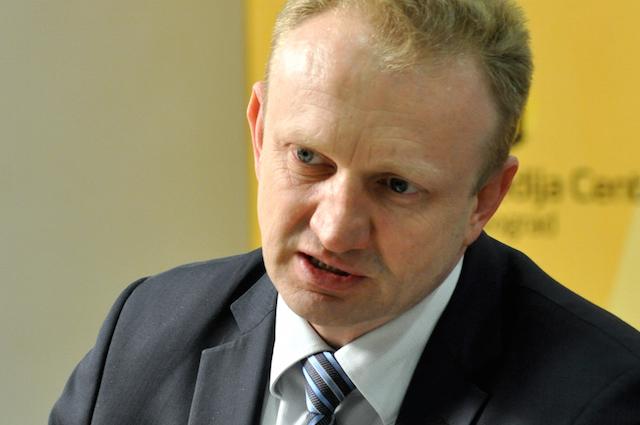 "Former Belgrade mayor ""under threat"" ahead of elections"