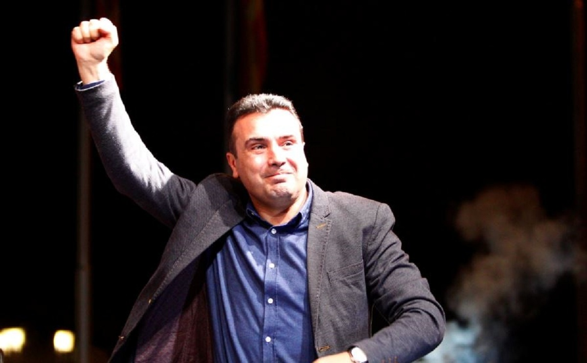 Zaev strengthens his position to advance with the solution of the name dispute