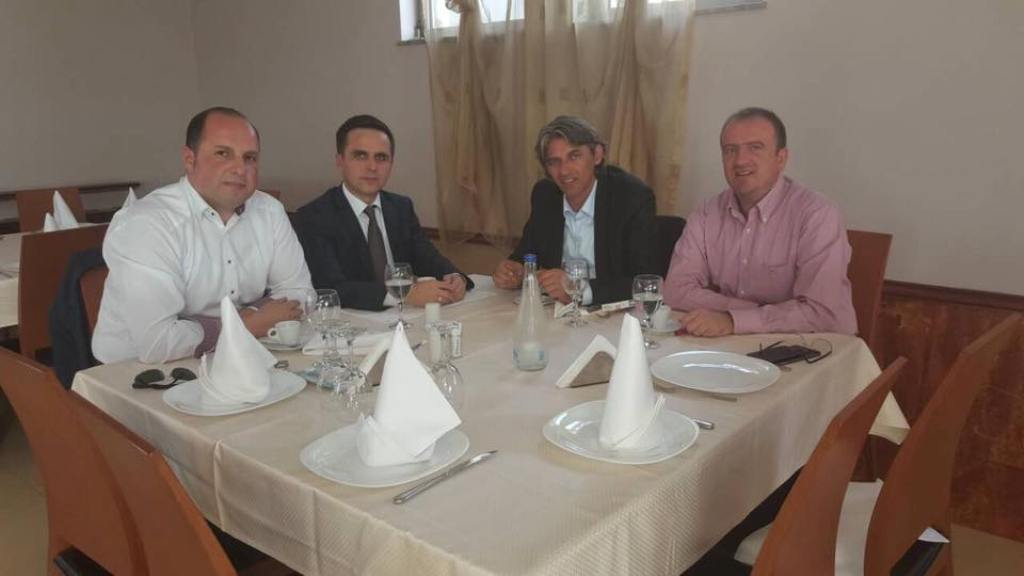 Two Albanian parties join forces against BDI