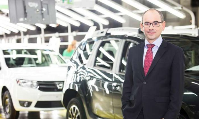 """Caracatzanis: """"Romania's automotive industry is a positive example at European level"""""""