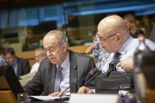 FM Kasoulides participates in EU Foreign Affairs Council, in Luxembourg