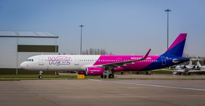 Low-cost Wizz Air with eight new routes from Athens in 2018
