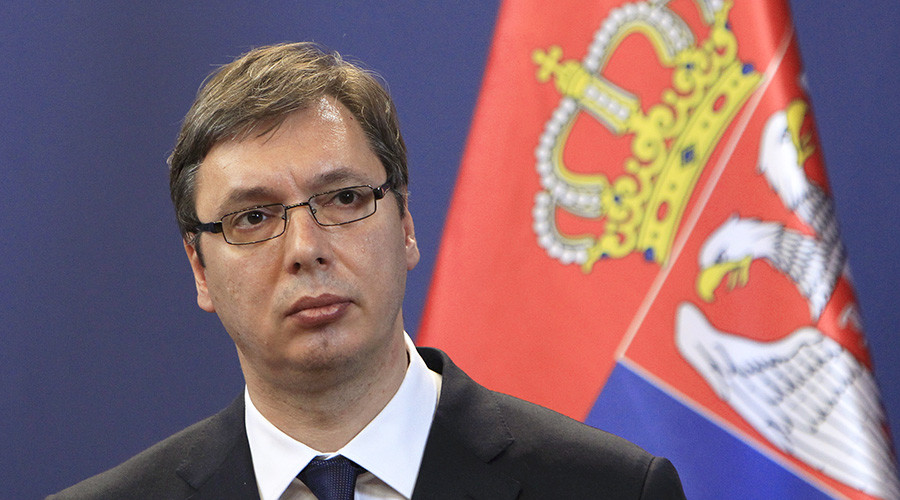 """Vucic """"shaken"""" by those who appear dissatisfied"""