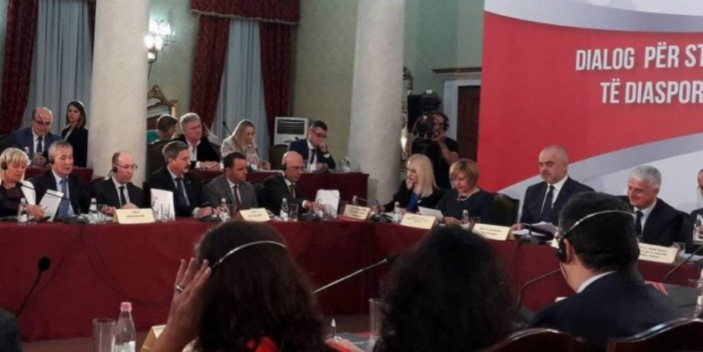 Albania presents the project for the new Strategy on the Diaspora and Migration