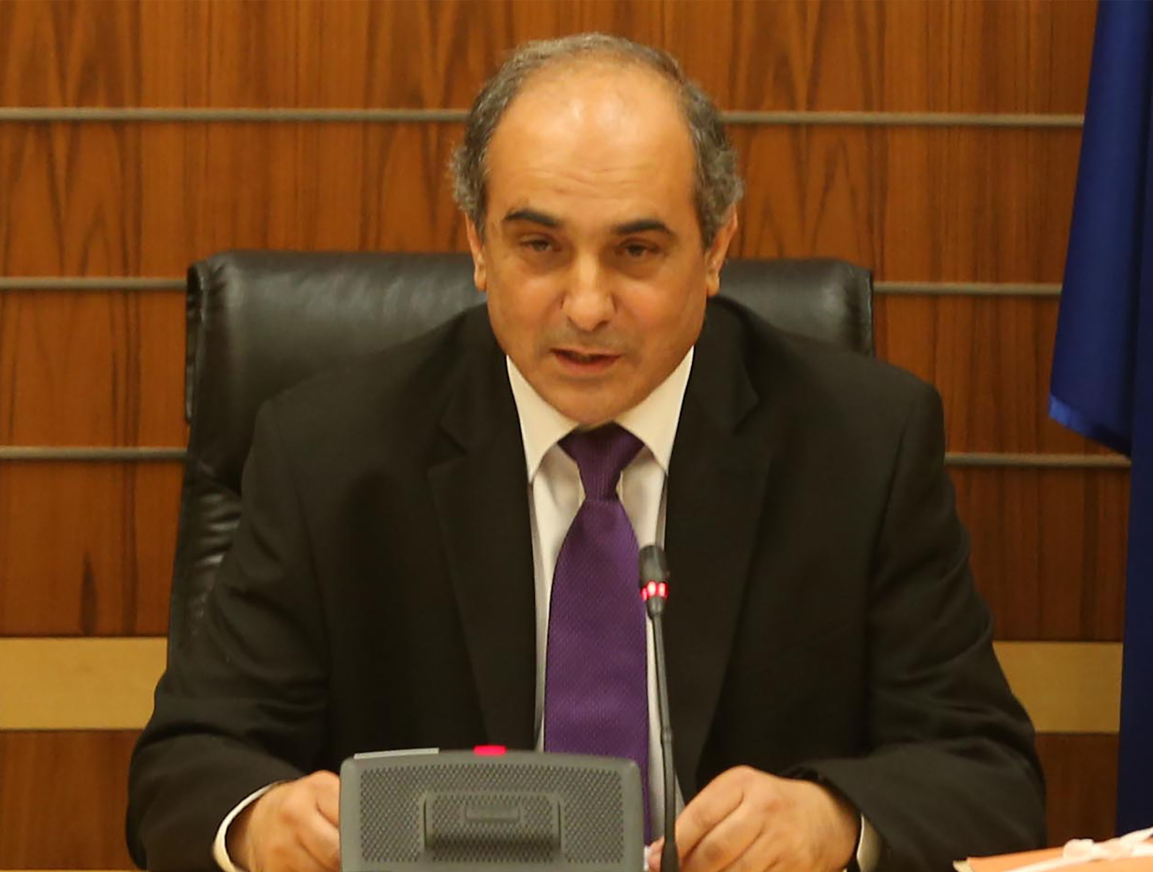Turkey continues to violate the United Nations Resolutions on the Cyprus issue, says Cyprus' House President