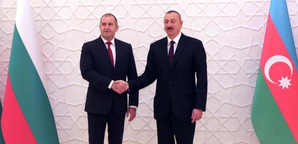 Bulgarian President welcomes Azerbaijan's plan for Sofia – Baku direct flights from January 2018