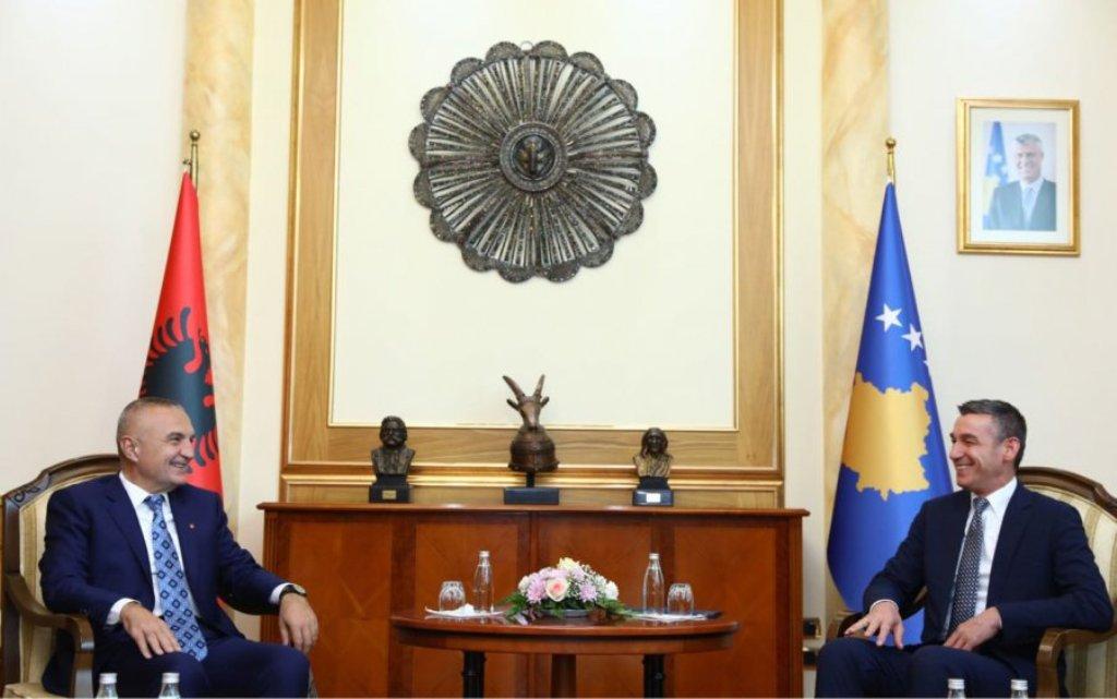 Albania promises to offer its utmost support for Kosovo's integration agenda