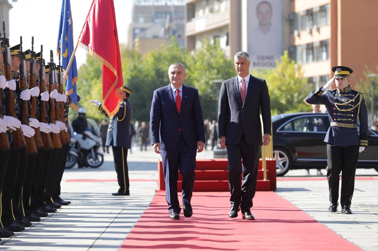 President Meta in Kosovo: The European perspective is very important for the future of the region
