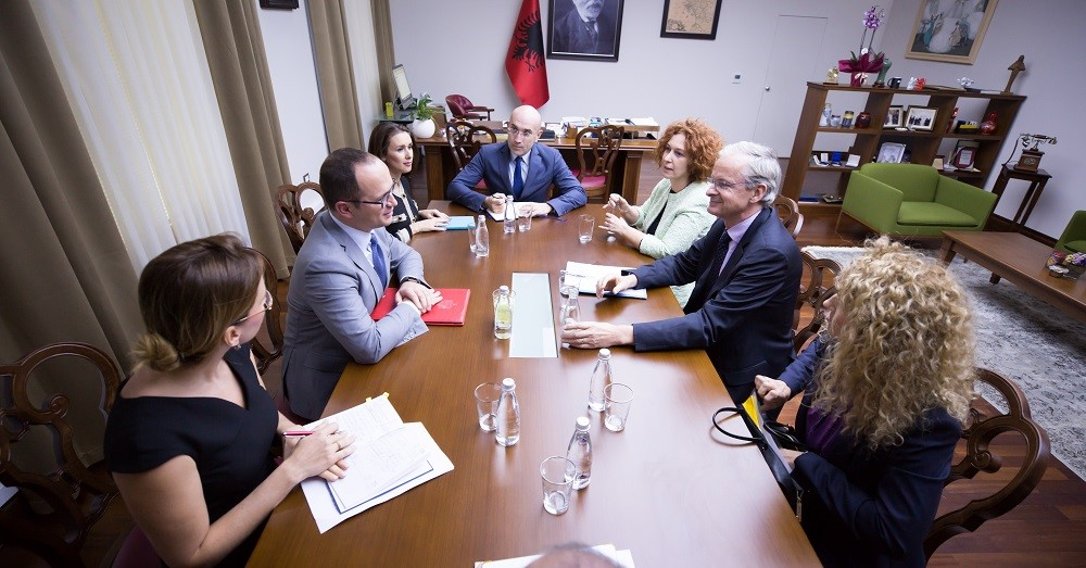 Bushati-Danielsson: Albania has made sustainable steps for the implementation of the EU priorities