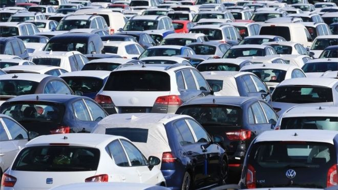 Car sales in Greece up says the Hellenic Statistical Authority