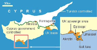 The status of British bases in Cyprus after Brexit