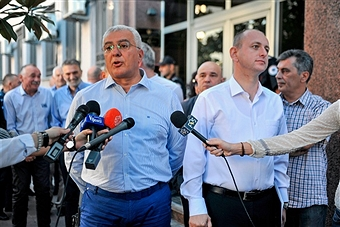 Montenegrin opposition leader pleads 'not guilty', slams court for anti-Serb process