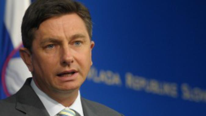 Latest opinion poll: Pahor could win first round