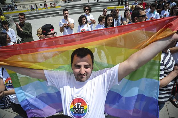 First ever Pride Parade in Kosovo