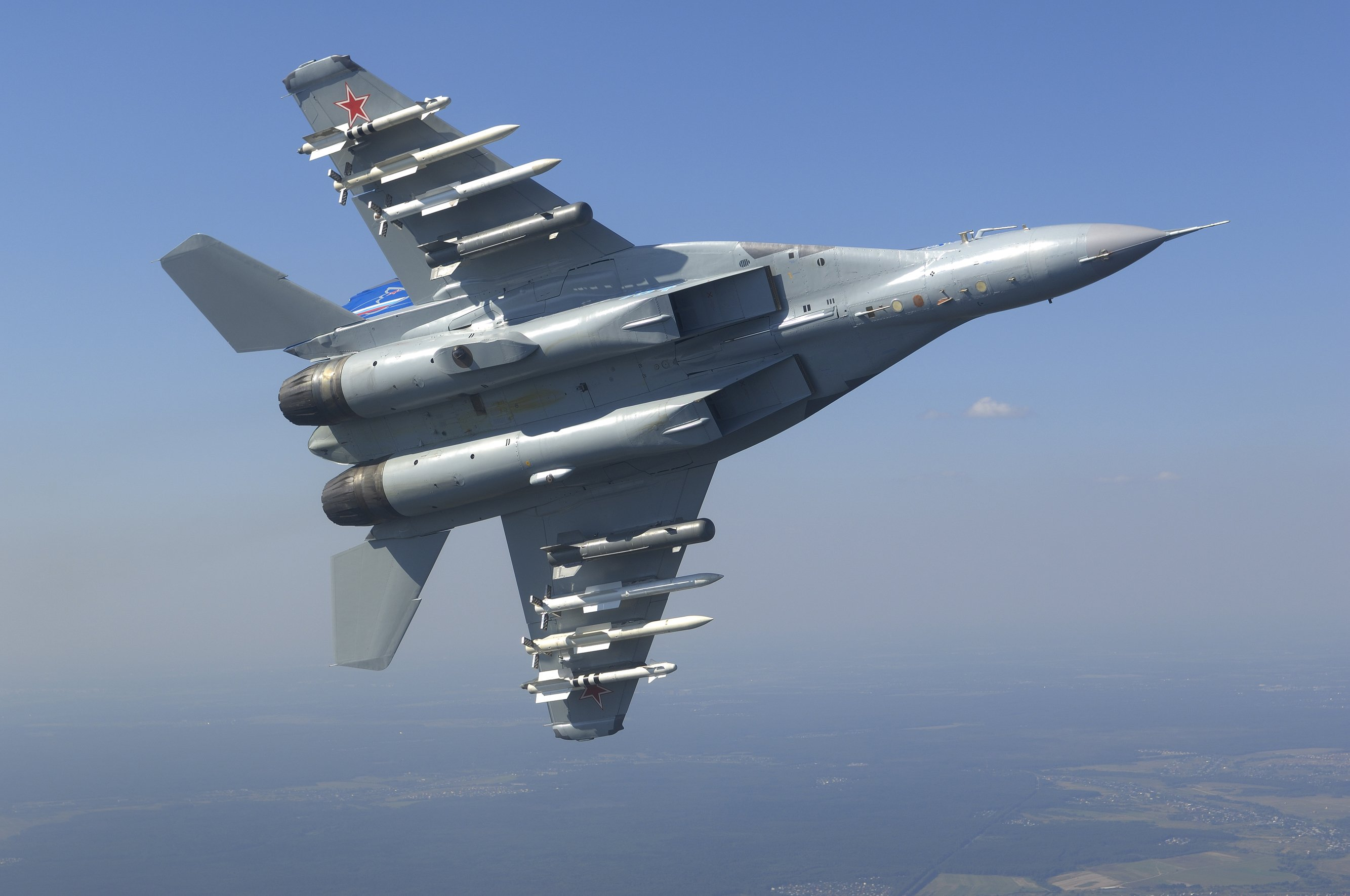 Six MiG-29 jets from Russia to Serbia for free