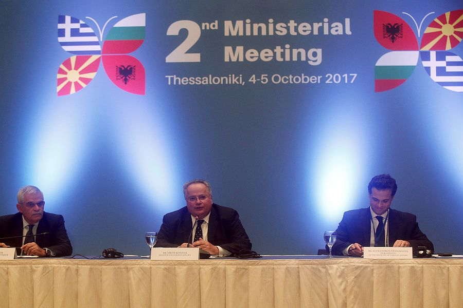 Greek FM sees 2nd Ministerial Meeting as springboard for development