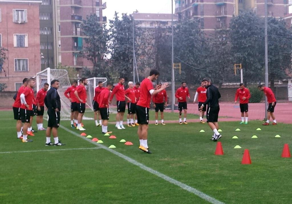 FYROM is ready to face Italy