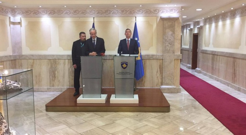 Danielsson: IPA's funds help Kosovo's development