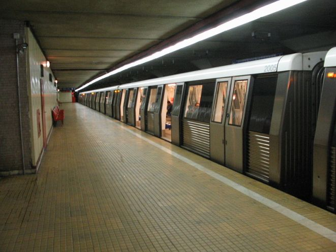European Union finances the extension of the Bucharest metro