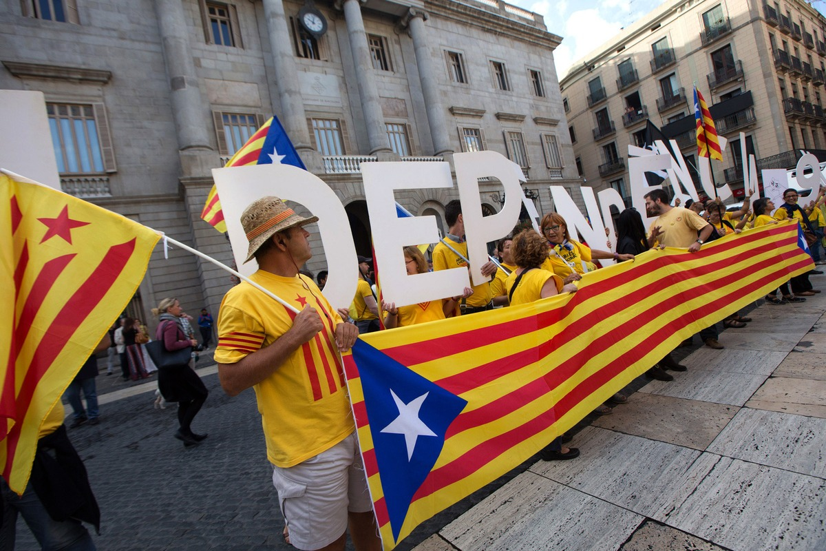 Spain's tensions reflect on Serbia