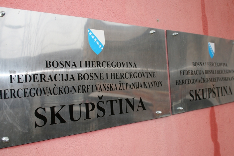 Serbs in Herzegovina-Neretva Canton continue the struggle for their rights