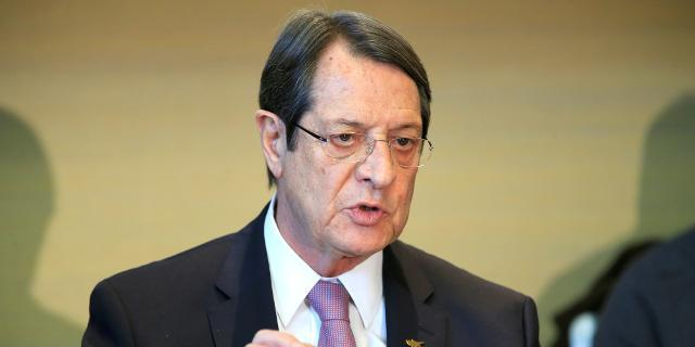 President Anastasiades address the people of Cyprus on the occasion of the Independence Day of the Republic of Cyprus