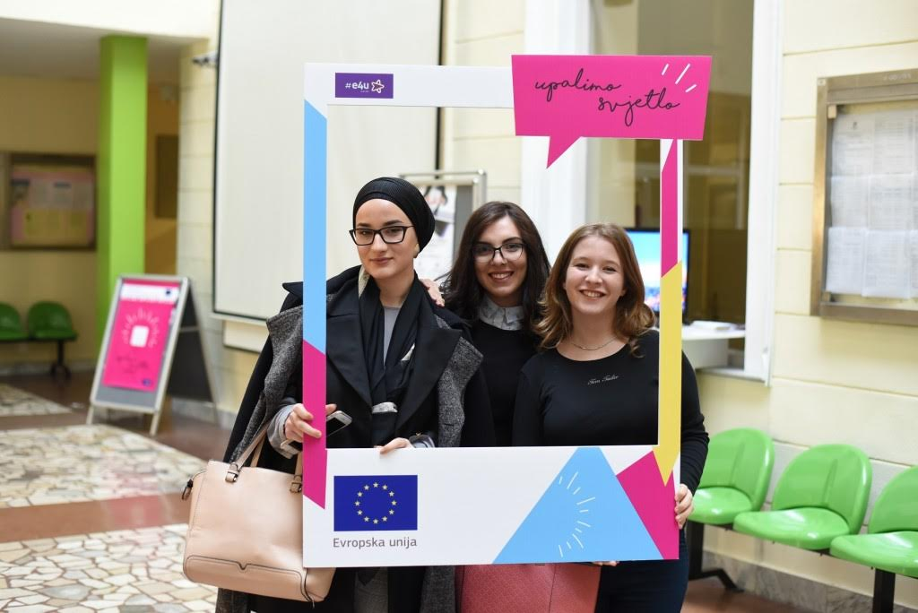 Project 'EU for You – E4U' launched in BiH