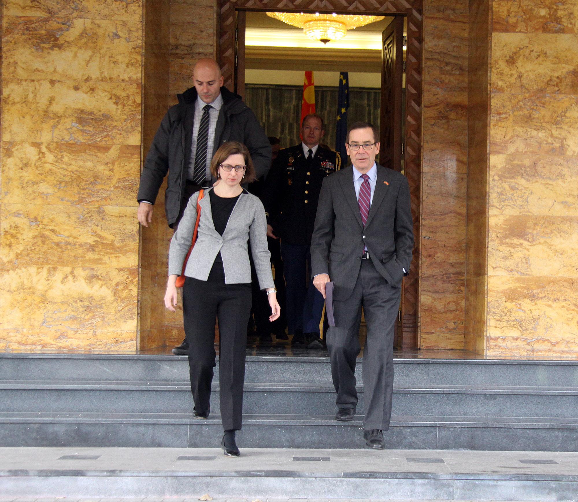 International community reacts on the latest developments in Skopje