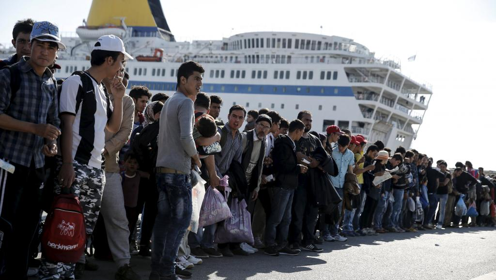 Migration ministry moves vulnerable groups of migrants/refugees from Lesbos – Plans for similar actions from other islands, too