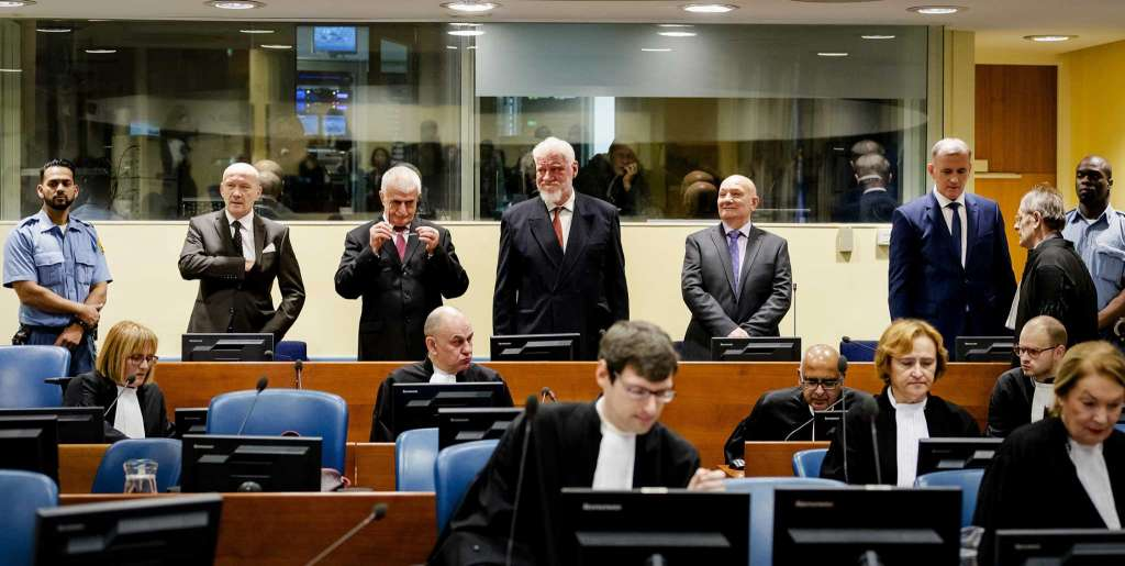 The Hague Tribunal confirms the death of Slobodan Praljak – First reactions to the Tribunal's verdicts
