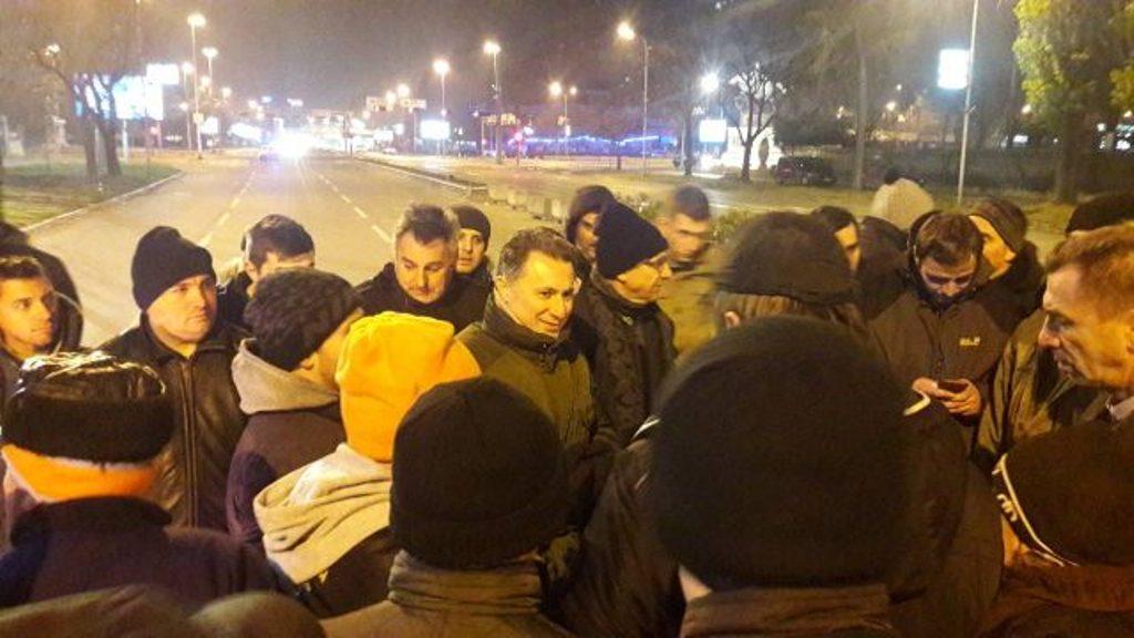 A crisis lurking in Skopje?