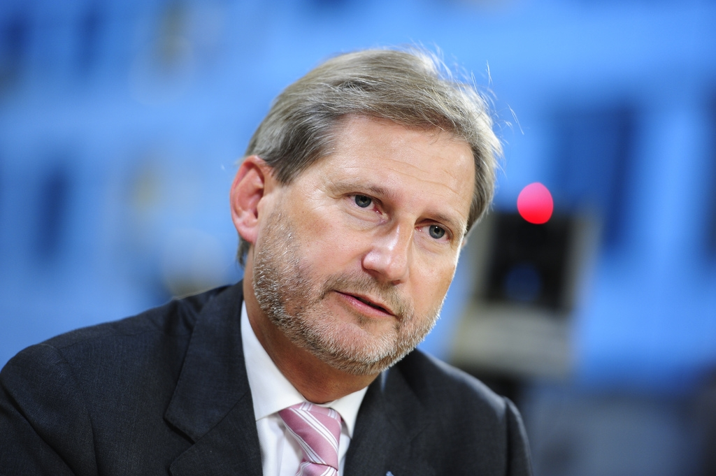 EU is examining the accession of Western Balkan countries, Commissioner Hahn says