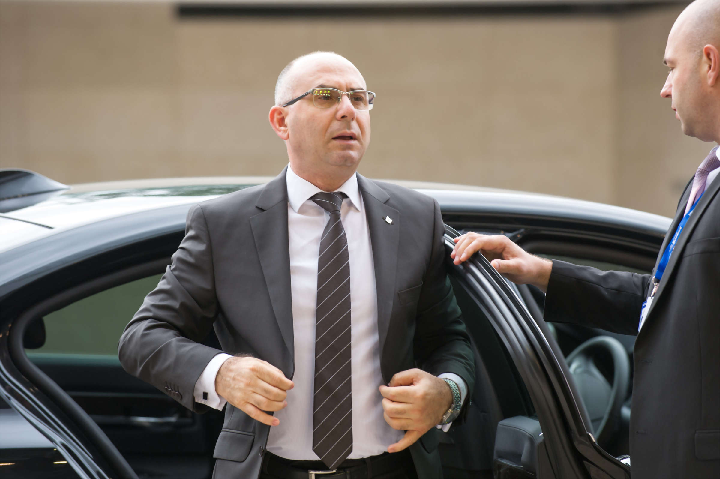 FYROM's former interior minister arrested