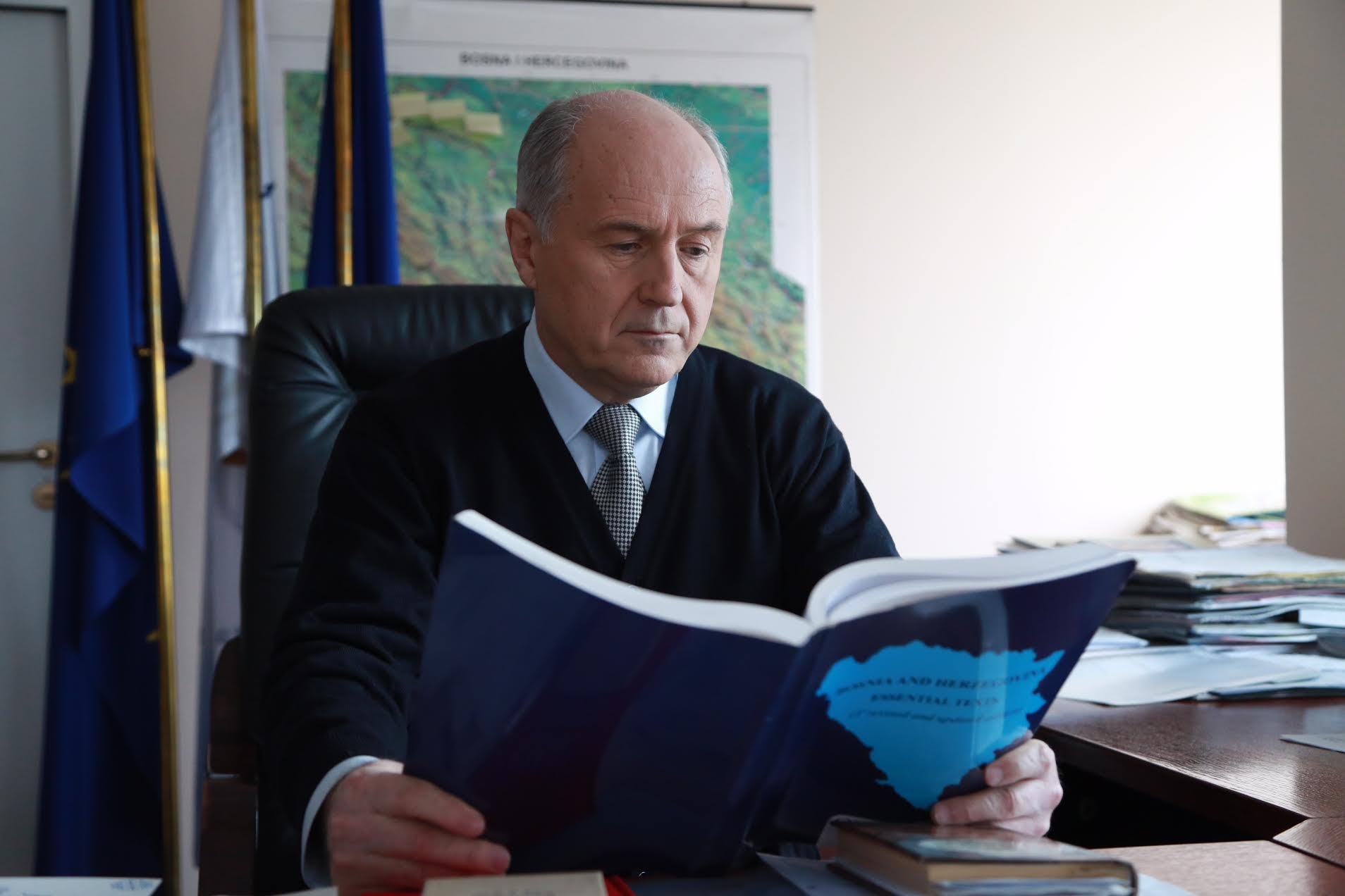 Inzko: Referendum on RS independency is a red line