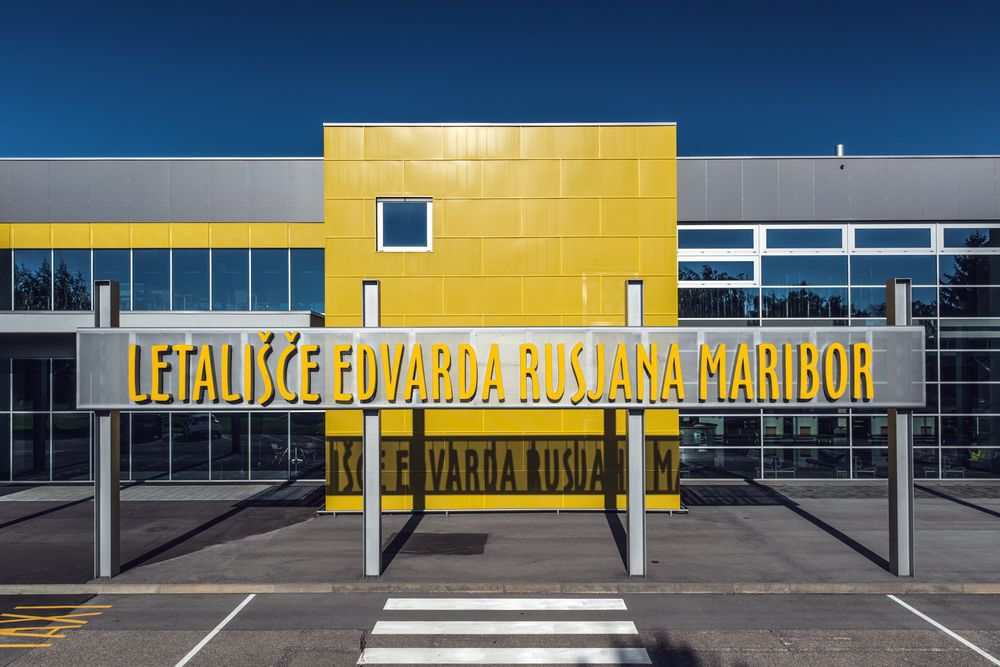 Potential facelift for Slovenian Maribor Airport