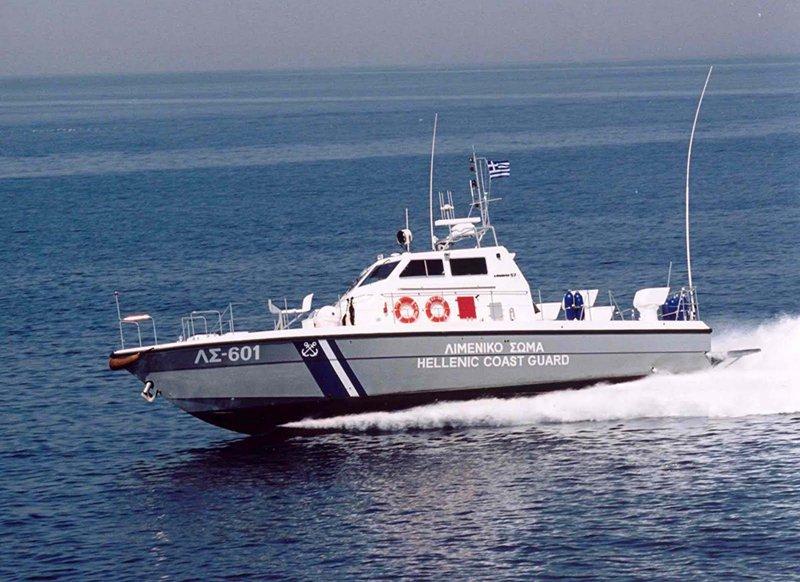 Greek coastguard seize 1.6 tonnes of cannabis on craft from Albania
