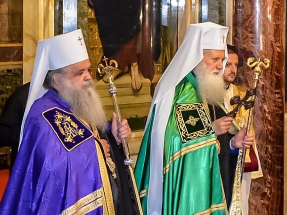 """Bulgarian Orthodox Church Patriarch: We must accept the outstretched hand of the """"Macedonian Church"""""""