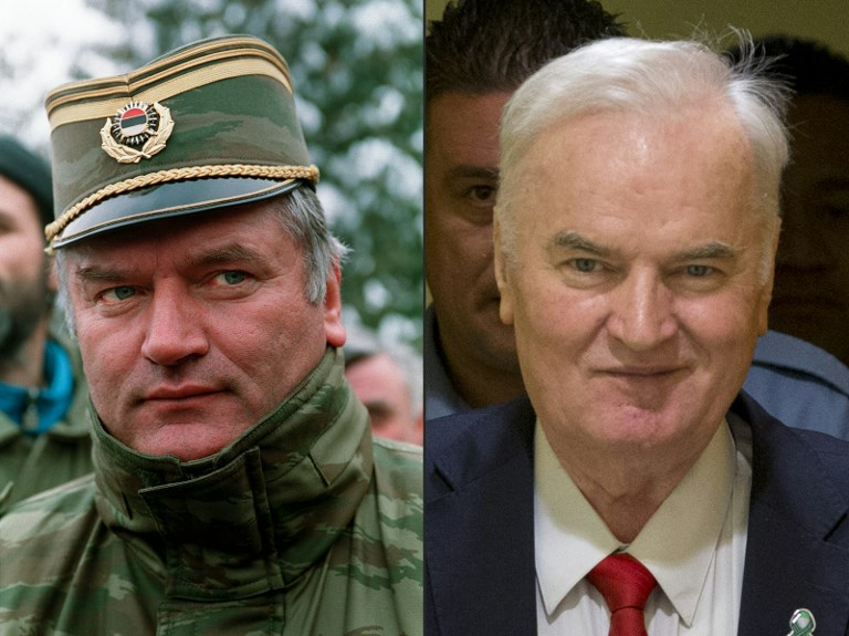 Serbian press continue to praise Mladic