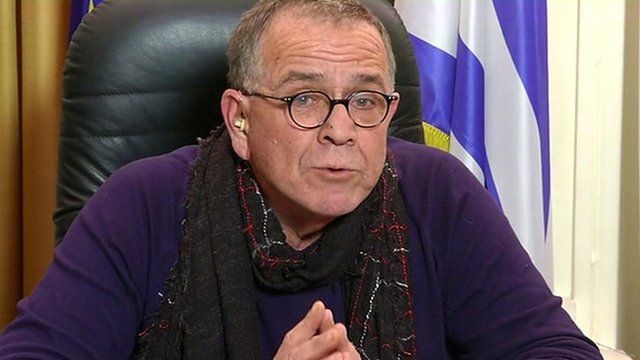 Mouzalas was not voted Human Rights Commissioner of the CoE