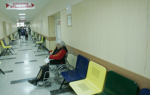 Grim picture of Bulgarian health system