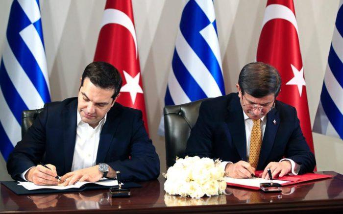 Erdogan extends economic cooperation hand to Greece