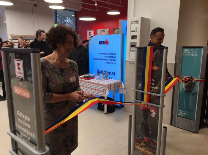 Romania: First store of Kaufland opens its doors in residential complex