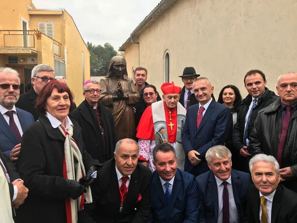 Albanian President in Croatia: Mother Teresa is an inspiration for all of us