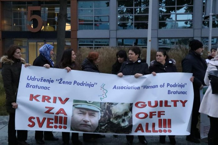Former general Ratko Mladic case – reactions in BiH
