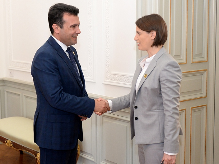 It's time to close the long-standing name dispute, Zoran Zaev says
