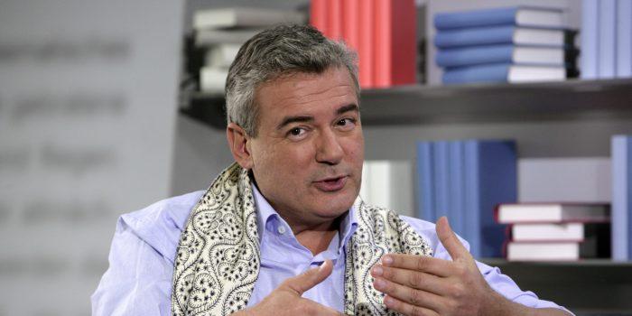 One of the top German literary prizes goes to Ilija Trojanow