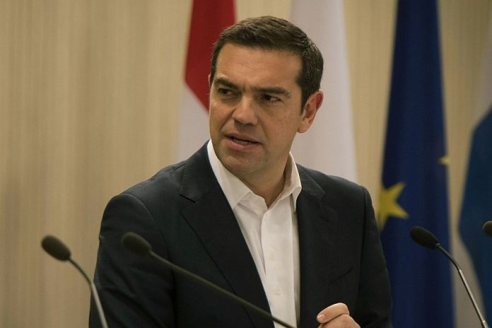 Greek PM to be awarded the Prix du Courage politique in Paris