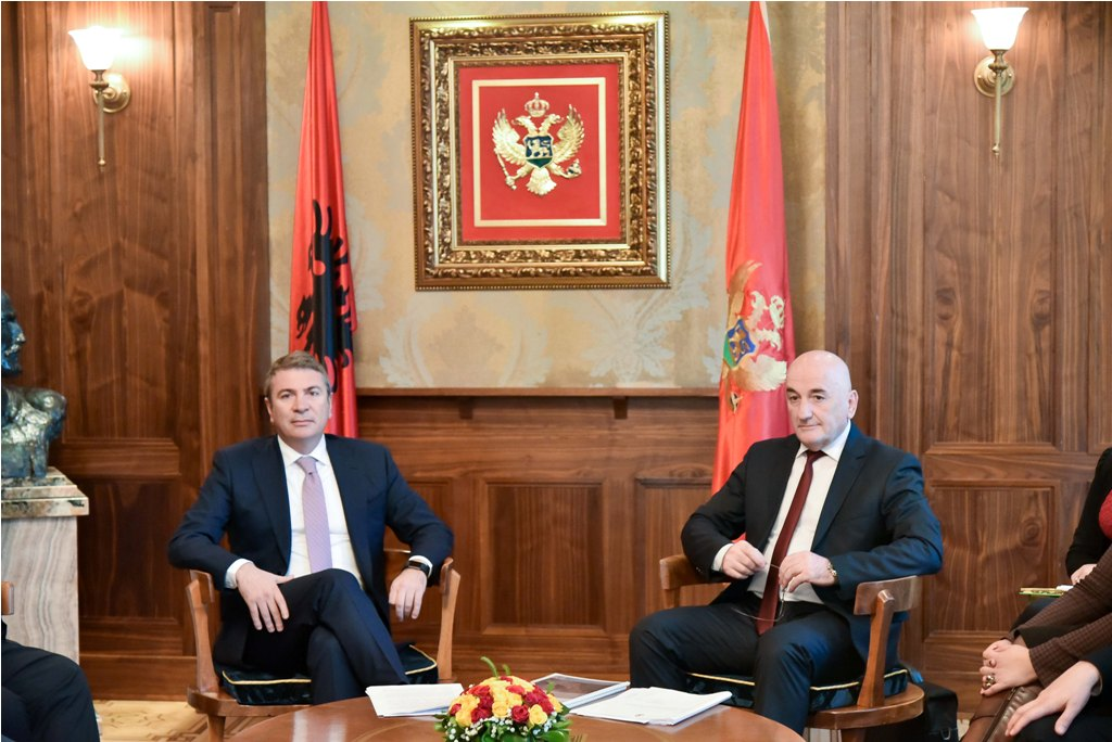 Talks held between Albania and Montenegro about the Adriatic-Ionian highway