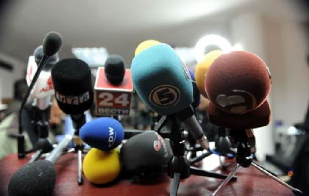FYROM:  Debates on the media regulation